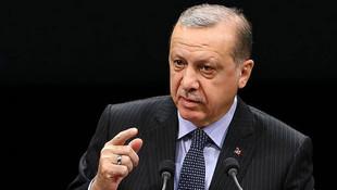 Cumhurbaşkanı Erdoğan: ''Bizi tehdit ettiler''