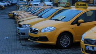 UBER'e yasak geldi, taksi plakası fiyatları fırladı