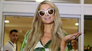 Paris Hilton Antalya'da