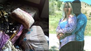 Kayınvalidesinin evine molotof attığı iddia edilen koca konuştu