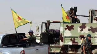 YPG/PKK'ya bir ülkeden daha destek !