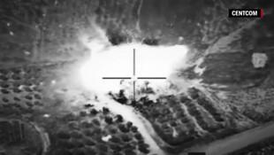 PKK'lı teröristler söyledi ABD bombaladı