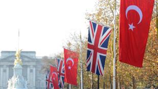 İngiltere'den Türklere müjde