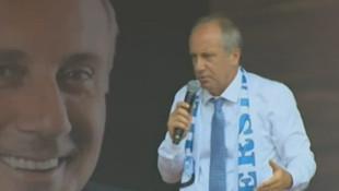 İnce'den Erdoğan'a ''reyting'' yanıtı !