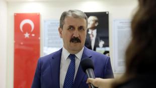 Destici'den seçim hesabı: HDP barajı aşarsa...