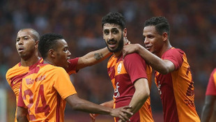 Galatasaray 6 yolcu !