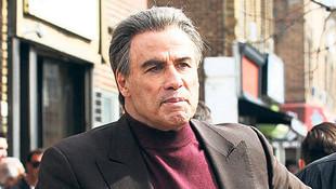 John Travolta'ya taciz iddiası !