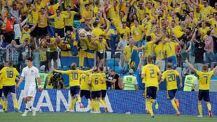 İsveç'ten altın vuruş !