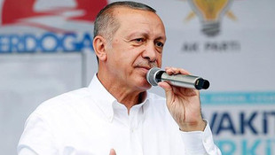Erdoğan: ''Adım adım hayata geçiriyoruz''
