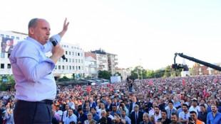 Erdoğan'dan İnce'ye dershane ve şiir kitabı eleştirisi