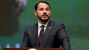 Enerji Bakanı Albayrak ''macera'' açıklaması