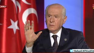 MHP lideri Bahçeli'den OHAL ve bedelli açıklaması