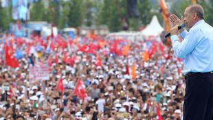Times: ''Bıçak sırtındaki seçimde Erdoğan'ın popülaritesi azalıyor''