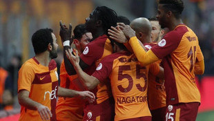 Galatasaray'da 6 yolcu !