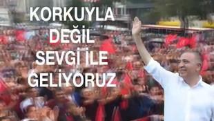 Gürsel Tekin'den Müslüm Gürses şarkısıyla reklam filmi