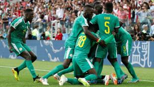 Senegal Polonya'yı devirdi !