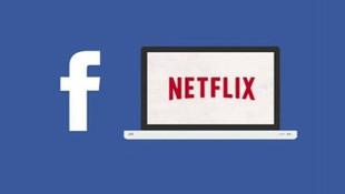 Netflix ve Facebook hisseleri uçtu !