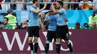 Uruguay dolu dizgin devam ediyor !