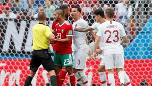Pepe'nin hareketi maça damga vurdu !