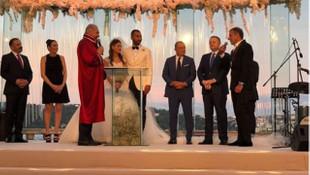 Volkan Babacan güzel spiker ile evlendi