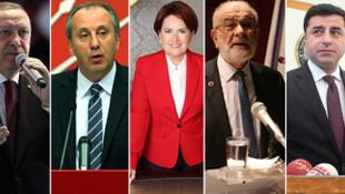 Liderler nerede oy kullanacak ?