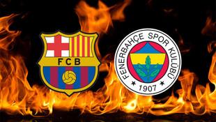 Fenerbahçe'e Barcelona'dan müjde !