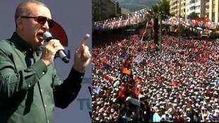 Erdoğan'dan Kandil açıklaması: 35 önemli ismi orada bitirdik