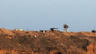 Fırat'ın doğusundaki teröristler tutuştu !