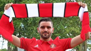 Alim Öztürk Boluspor'dan Sunderland'a gitti !