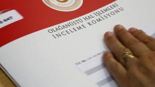 OHAL Komisyonu bin 300 kişi için işe iade kararı aldı