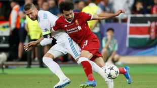 Ramos'un beğenileri tepki çekti !
