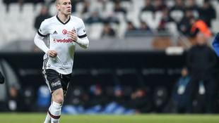 Beşiktaş'ın Hırvat stoperi Vida'ya teklif yağıyor