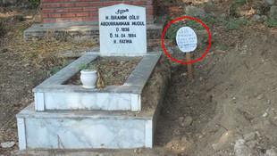 Mezarlıkta kan donduran görüntü !