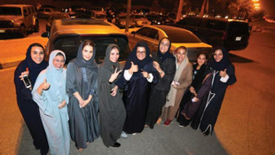 Suudi Arabistan'da bir ilk daha !