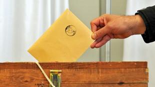 Bu mahallede oy verme işlemi sona erdi