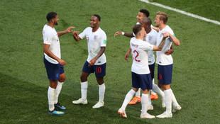 İngiltere Panama'ya gol yağdırdı !