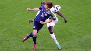 Japonya ve Senegal yenişemedi !