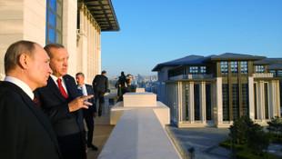 Putin'den Erdoğan'a anlamlı tebrik