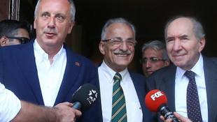 CHP'de deprem: ''İnce, Kemal Bey çekilirse memnuniyetle karşılayacak''