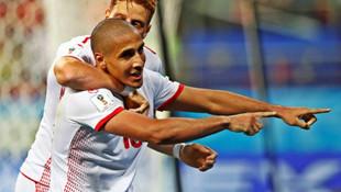 Tunus Dünya Kupası'na galibiyetle veda etti