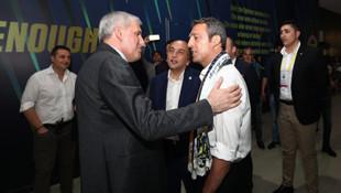 Obradovic: Hayalim Ali Koç ve Aziz Yıldırım'ı...