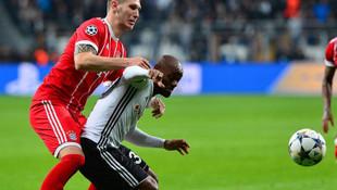 Vagner Love Beşiktaş'ı icraya verdi