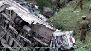 Trafik kazasında can pazarı: 44 ölü