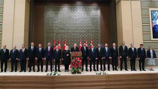 Türkiye'nin en genç kabinesi
