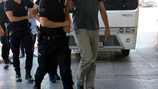 Yunanistan'a kaçacaklardı... Yakalandılar !