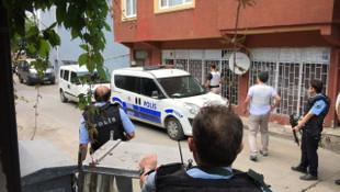 Bursa'da rehine krizi ! Polislere ateş açtı