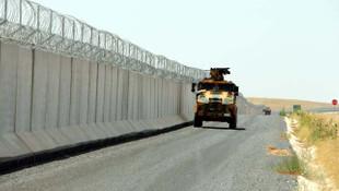 Meksika sınırı değil, Türkiye sınırı