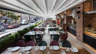 Nusret'in yeni lokantası mühürlendi