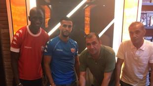 Karabükspor'dan arka arkaya transfer !
