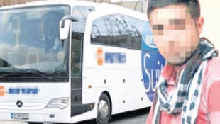 Otobüste iğrenç olay: ''Ayıp yerlerimi elleyince uyandım''